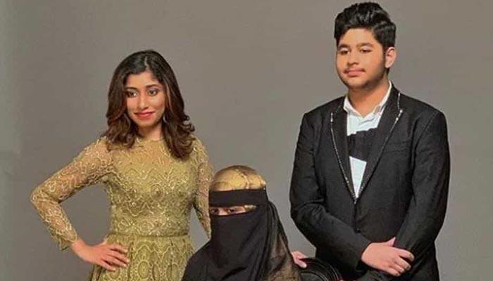 اے آر رحمان نے بچوں کی نئی تصویر شیئر کردی