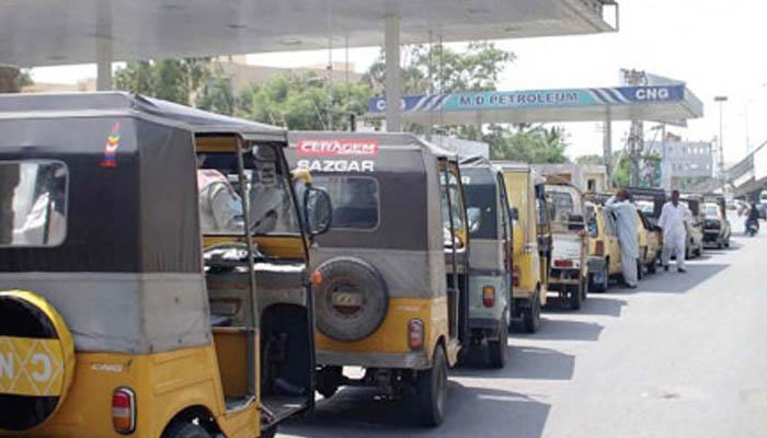 کراچی، سی این جی اسٹیشنز دو روز بعد کھل گئے