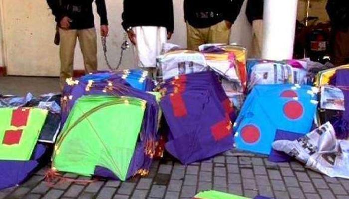 گوجرانوالہ ،پتنگ کی فیکٹری پر چھاپا، 5 افراد گرفتار