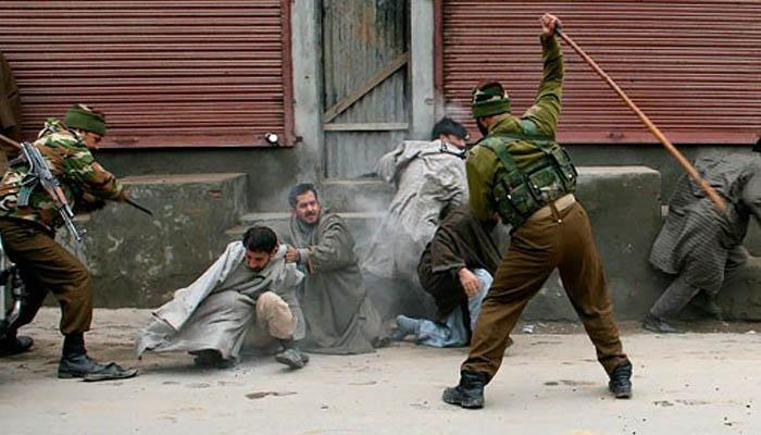 بھارتی فورسز کی کارروائی میں5کشمیری شہید