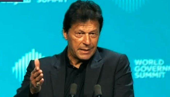ترقی کی بنیاد ہی بہتر طرز حکمرانی ہے، عمران خان