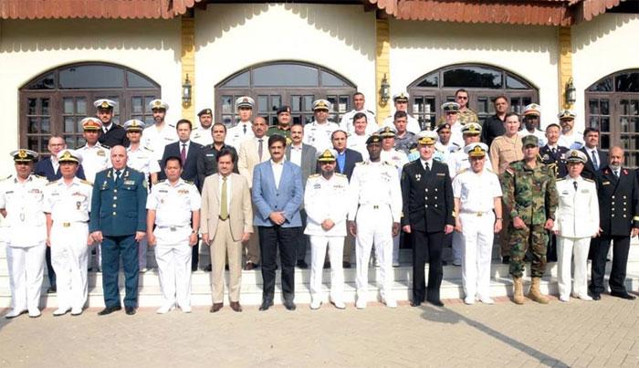 بحریہ کی مشقوں کا مقصد امن کو پروان چڑھانا ہے، وزیراعلیٰ سندھ