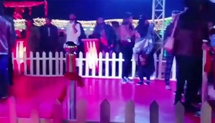 ملتان، میوزیکل کنسرٹ میں بھگدڑ،متعدد افراد زخمی