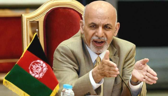 اشرف غنی کی طالبان کو افغانستان میں دفتر کھولنے کی پیشکش