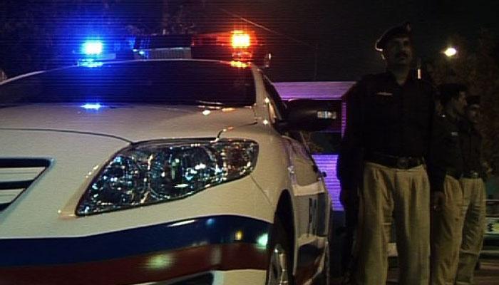 حیدرآباد پولیس مقابلہ، اہلکار زخمی، 2 ملزمان گرفتار