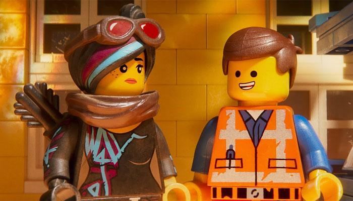 باکس آفس پر فلم 'دی لیگو مووی 2' کا راج