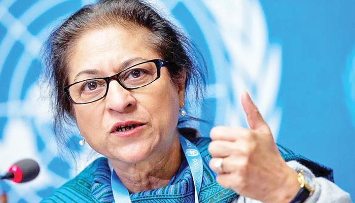 معروف وکیل عاصمہ جہانگیر کی پہلی برسی
