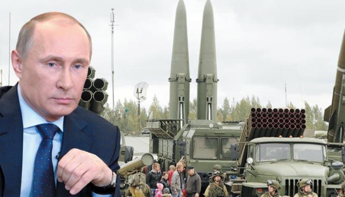 روس سرد جنگ کے دور میں ہونے والے میزائل کے معاہدے سے نکل گیا