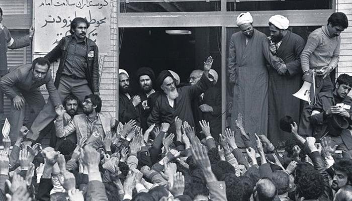 انقلاب ایران کی 40ویں سالگرہ