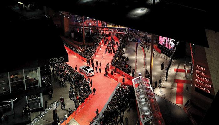 برلن میں فلمی میلہ،دنیا بھر فلمی ستارے شریک