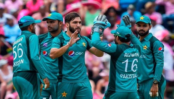 آئی سی سی T20رینکنگ ،پاکستان کا پہلی پوزیشن برقرار