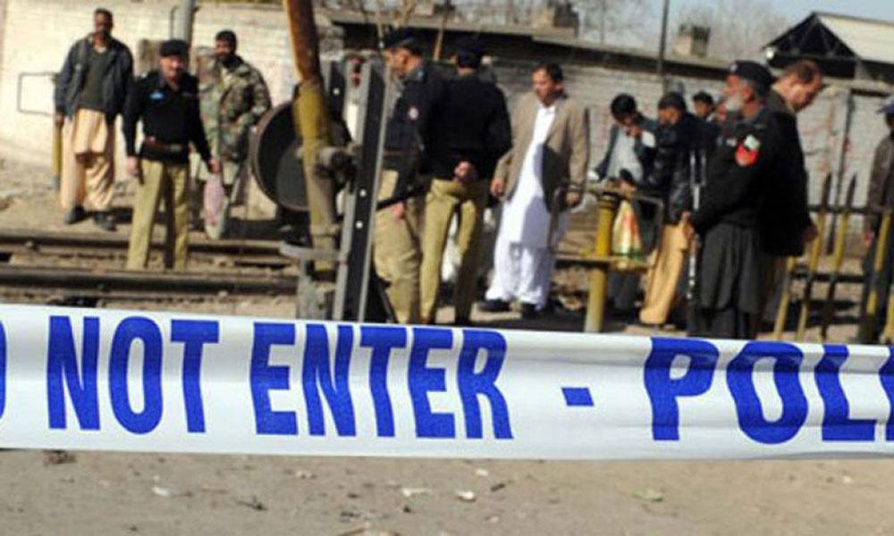 ڈی آئی خان میں فائرنگ سے 3 پولیس اہلکار شہید