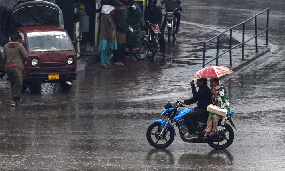 پنجاب میں 15 فروری سے بارشوں کی پیش گوئی