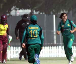 پاکستان ویمن کرکٹ ٹیم نے تاریخ رقم کردی