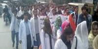 Young Doctors Strike In Sindh Hospitals Again