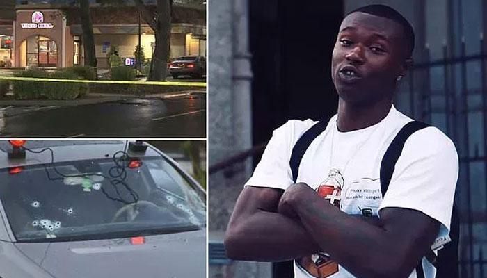 امریکا، پولیس فائرنگ سے سیاہ فام گلوکار ہلاک
