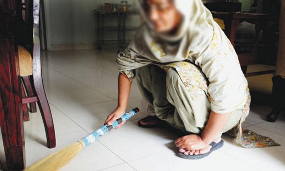 گھروں میں صفائی کے بجائے صفایا کرنیوالی 9 ماسیاں گرفتار
