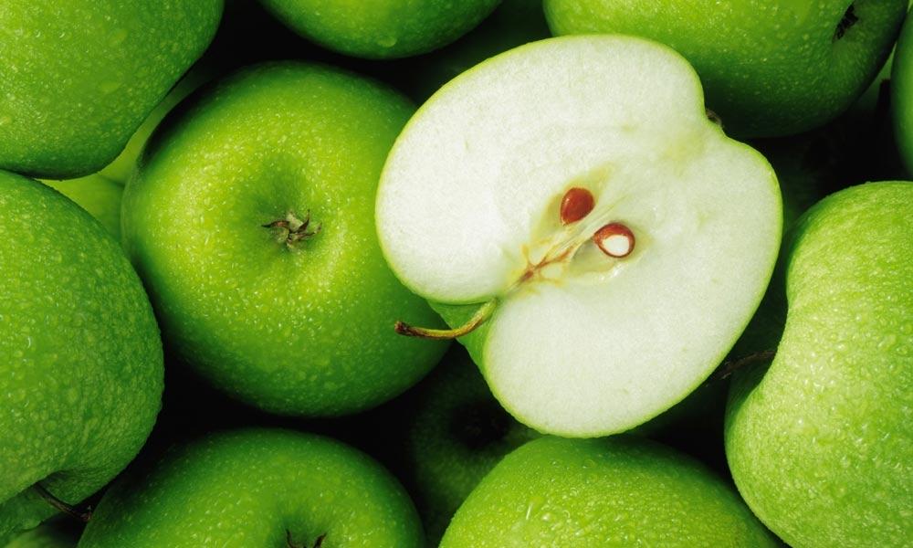 سبز سیب کے فوائد