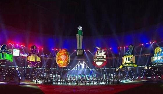 Psl 4 Opening Ceremony In Dubai