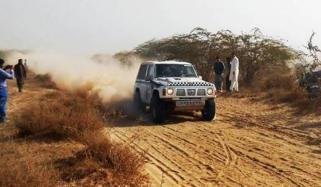 Cholistan Desert Rally 2019