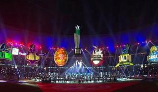 Psl 4 Opening Ceremony In Dubai