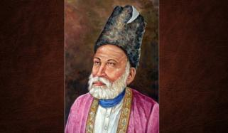 Death Anniversary Of Galib Observes Today