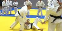 Putin Sparring Judo With Olympic Gold Medal Champ In Sochi