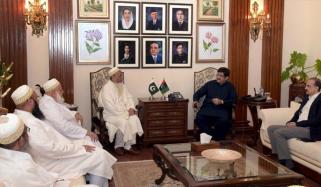 Bohra Community Delegation Meet Cm Sindh