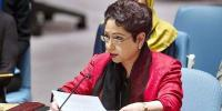 Maliha Lodhi Addresses At Un Convention