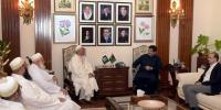 Bohra Community Delegation Meet Cm Sindh