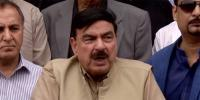 Journalist Boycott On Sheikh Rasheed Pc