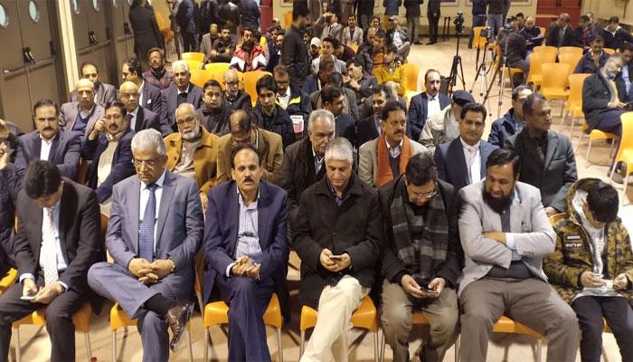 یوم یکجہتی کشمیر کانفرنس، وزیر اعظم آزاد کشمیر مہمان خصوصی
