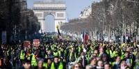 France Yellow Vest Protests 15 Arrest
