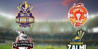 Four Teams Will Face Each Other In Psl 4