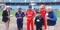 Quetta Gladiators Won The Toss And Chose The Batting Against Islamabad United