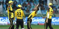Psl4 Lahore Qalandars All Out On 78 Runs