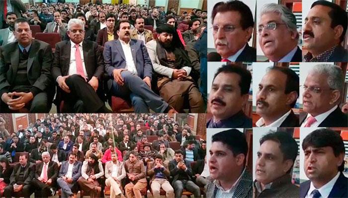 کشمیر میں آزادی کا سورج بہت جلد طلوع ہوگا، راجہ فاروق