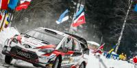 Estonian Wins World Rally Championship Sweden