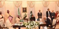 Petroleum Minister Meets Saudi Counterpart