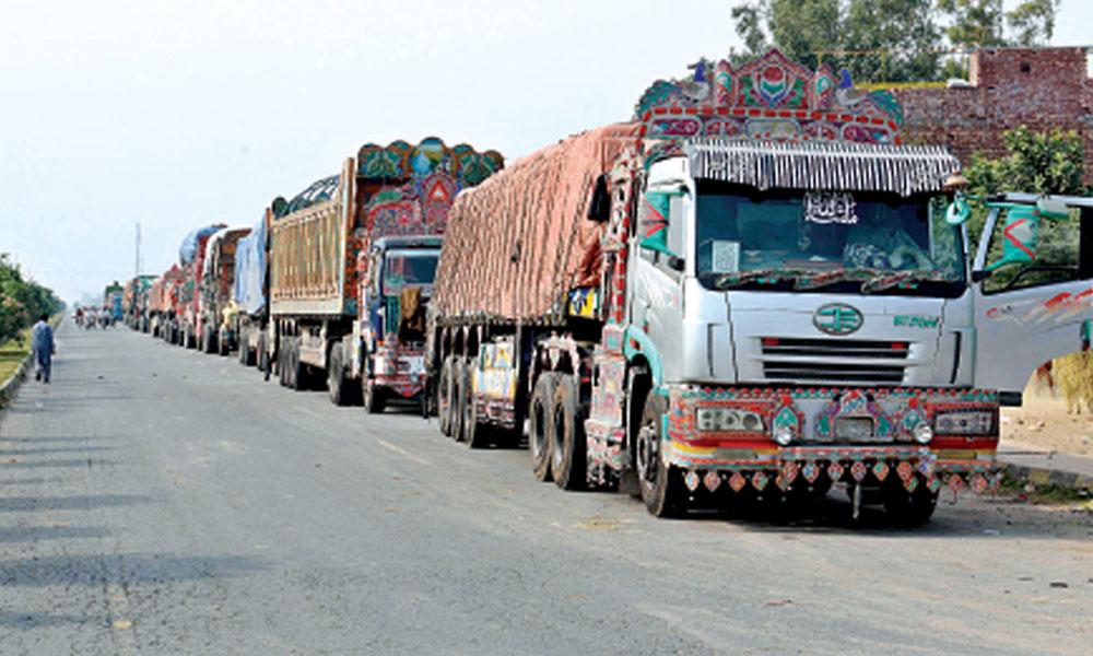 پاکستان اور بھارت کے درمیان تجارت بند