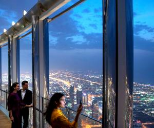 دنیا کا بلند ترین ہوٹل
