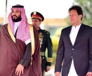 سعودی ولی عہد کا دورہ پاکستان،تصویری جھلکیاں