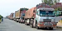 Trade Between Pakistan And India Suspended