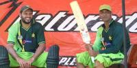 Photos Of Pakistani Cricketers Removed From Himachal Stadium
