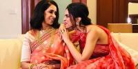 Deepika Padukone Tries To Make Her Mom Smile