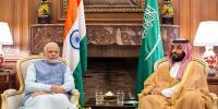 Saudi Crown Prince Meets Modi