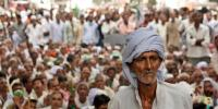 Protest Of 50 Thousands Indian Farmers