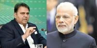 Fawad Chaudhary Advice To Indian Pm Narendra Modi