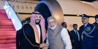 Congress Denounces Pm Modi Over Grand Welcome To Saudi Crown Prince
