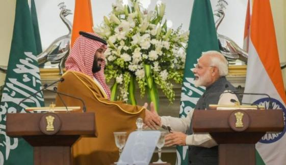 Joint Community India And Saudi Arab